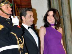 Carla Bruni-Sarkozy : la famille s'agrandit à l'Elysée...