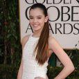 La ravissante Hailee Steinfled, 14 ans, nominée aux Oscars qui se tiendront le 27 février 2011.