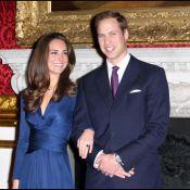 Le prince William et Kate Middleton : Découvrez leurs témoins !