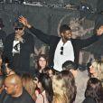 Usher au VIP ROOM THEATER de Jean-Roch, le 15 février 2011