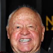 Mickey Rooney : Son beau-fils tente de le spolier !