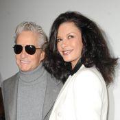 Michael Douglas et Catherine Zeta-Jones : Amoureux, complices et rayonnants !