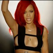 Rihanna à moitié nue éblouit Kanye West et Kid Cudi dans un clip psychédélique !