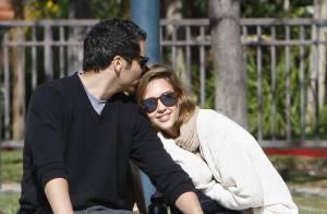 Jessica Alba : Pause tendresse avec son amoureux, devant l'intrépide Honor !