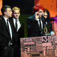NME awards 2011, le 23 février à Londres : My Chemical romance
