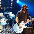 NME awards 2011, le 23 février à Londres : Davoe Grohl et les Foo Fighters