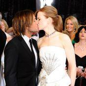 Oscars 2011 : Nicole Kidman et Keith Urban, fous d'amour sur tapis rouge !