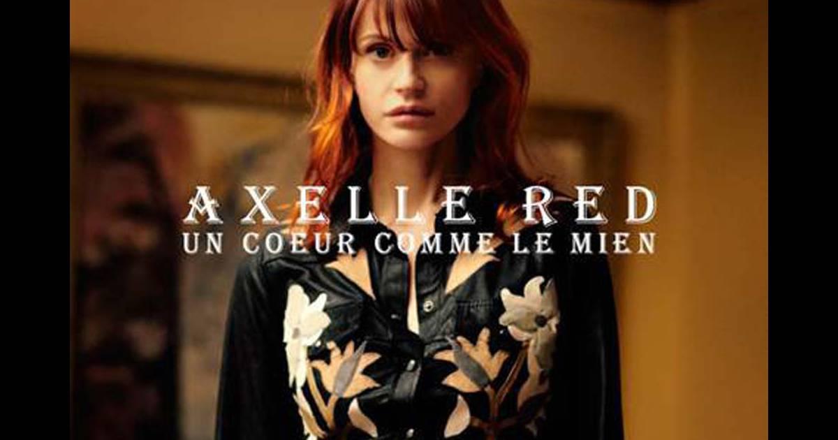 Axelle red un coeur comme le mien album pr vu le 4 for Axelle red jardin secret