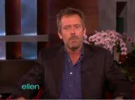 Hugh Laurie : malade, il se sent enfin vivant !