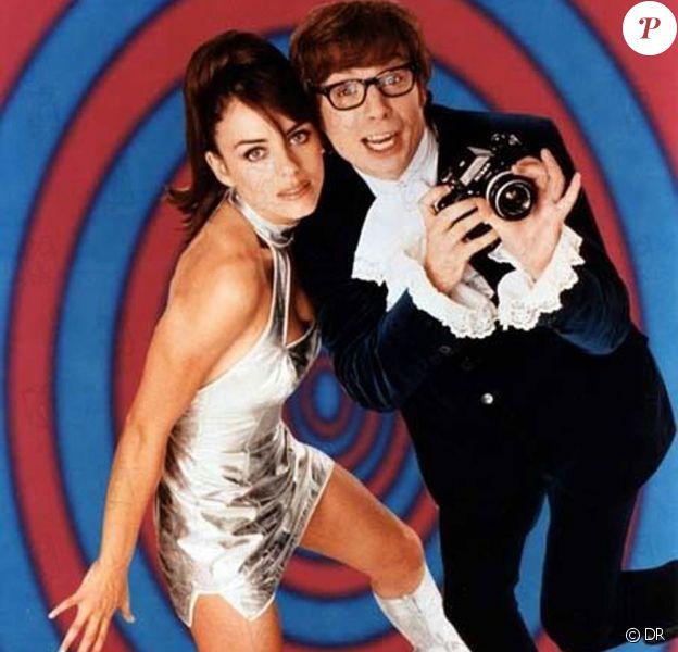 Des images d'Austin Powers, diffusé le jeudi 3 mars 2011 à 20h40 sur Direct8.