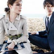 La fille d'Annie Lennox et le fils de Bryan Ferry, un duo très stylé...