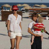 Boris Becker : En compagnie de sa femme et de ses deux fils, la vie est belle !