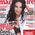 Monica Bellucci en couverture de Marie Claire