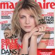 Mélanie Laurent en couverture de Marie Claire