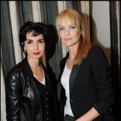Rachida Dati et Robin Wright, un rendez-vous très VIP pour la mode française...