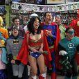 Big Bang Theory version comic books ! Rien à dire ce sont bien des geeks.