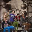 Les tenues vestimentaires des losers de Big Bang Theory parlent pour eux ! Le style c'est pas leur truc.
