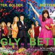 Une affiche d'Ugly Betty.