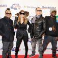 Les Black Eyed Peas le 5 décembre 2010 à Londres. Ils sont touchés par la catastrophe, eux qui ont enregistré leur dernier clip au Japon une semaine avant le séisme