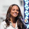 Alicia Keys compte bien enregistrer une chanson pour les victimes au Japon