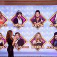 Candice, Noam, Kevin, Aurélie, Beverly, Jean-Philippe, Xenia et Alexandre sont les 8 Wanna-VIP de  Carré ViiiP .