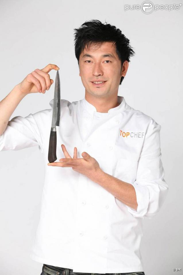Pierre-Sang dans Top Chef