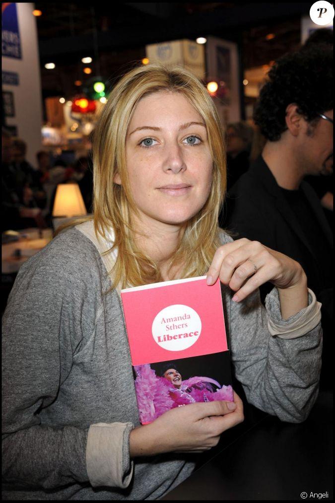 Amanda sthers au salon du livre paris le week end du for Salon du divorce