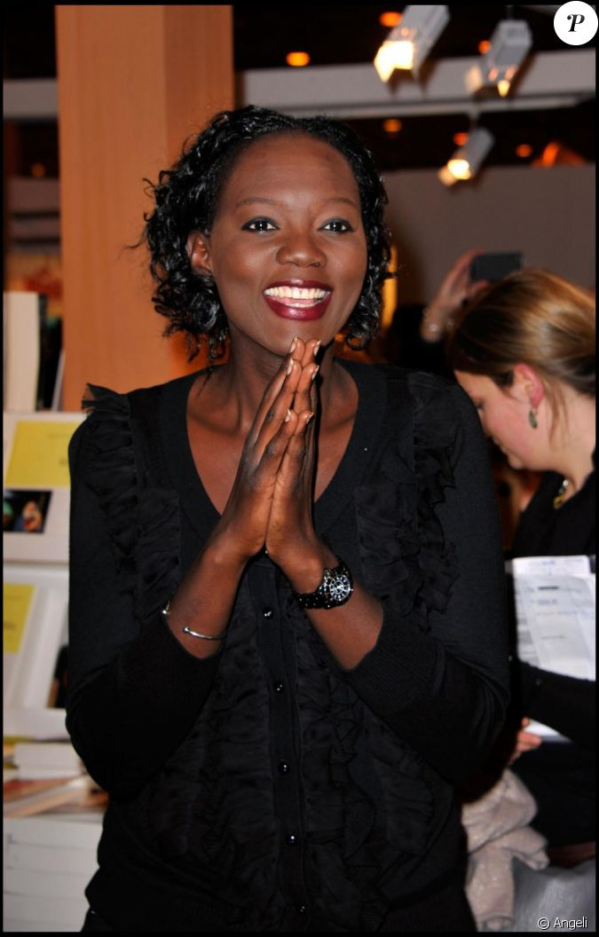 Rama yade au salon du livre paris le week end du 19 et for Salon musique paris