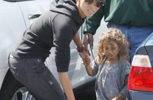 Halle Berry : Une maman assaillie par le doute avec sa petite Nahla...