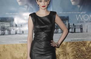 Eva Green opte pour le cuir et se transforme en femme fatale !