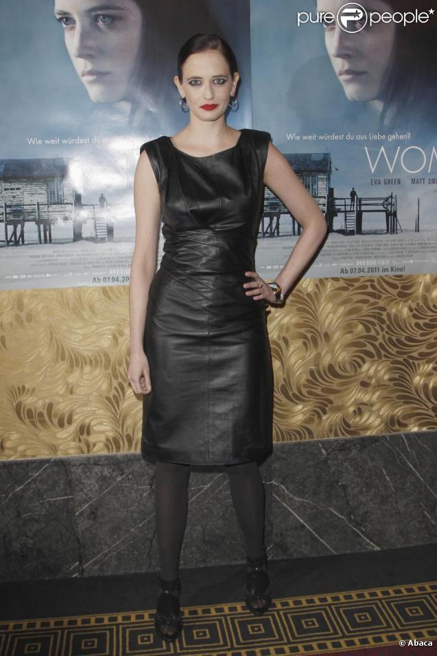 Eva Green arrive à la première allemande de Womb au Kino Theater à Hamburg le 28 mars 2011