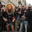 Les Viiip de Carré Viiip sont de sortie au Barrio Latino : Afida Turner (30 mars 2011 à Paris)