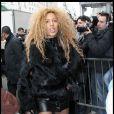 Les Viiip de Carré Viiip sont de sortie au Barrio Latino : Afia Turner (30 mars 2011 à  Paris)