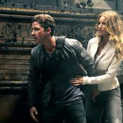 Rosie Huntington-Whiteley et Shia LaBeouf : Nouvelles images de Transformers 3 !