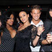 Clara et Samira (QVEMF) : Leur inoubliable soirée avec Mister France 2011 !