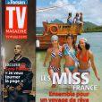 Les Miss en couverture de TVmag