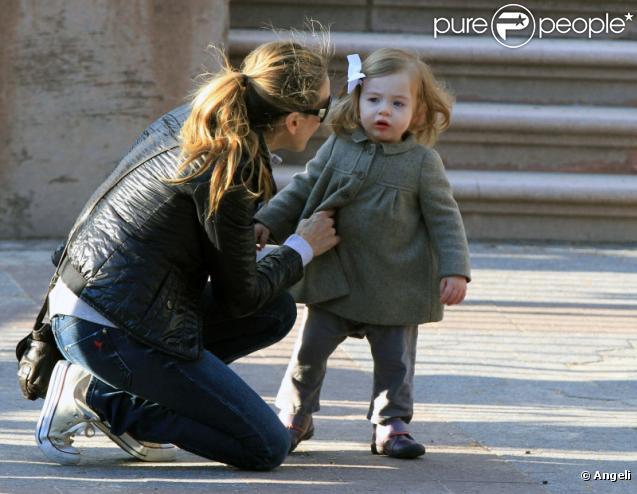Sarah Jessica Parker s'amuse avec ses jumelles au parc (2 avril à New York)