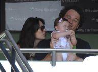 Carlos Moya, sa belle Carolina et leur adorable Carla : le bonheur total !
