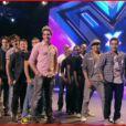 A l'issue de l'étape des trois jours au Palais des Sports de Paris,  diffusée dans X Factor le 5 avril, le jury a retenu 25 candidats (au  lieu des 24 prévus) : découvrez-les !