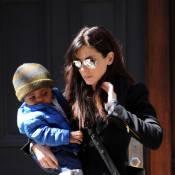 Sandra Bullock : Overbookée, mais pas question de délaisser son petit Louis !