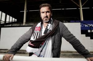 Eric Cantona : Le supporteur qu'il