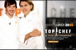 Top Chef : Soutenez-vous plutôt Romain Tischenko ? Ou Stéphanie Le Quellec ?
