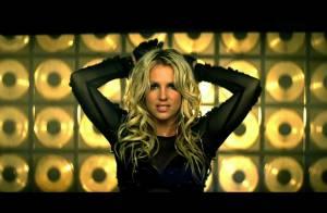Britney Spears a bien utilisé une doublure pour son dernier clip... La preuve !