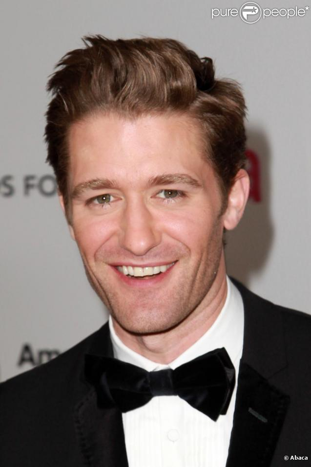 Matthew Morrison - Wallpaper Actress