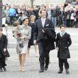 Le 14 avril 2011, le prince Joachim et la princesse Marie de Danemark, avec leurs trois fils (Nikolai, Felix et Henrik) assistaient au baptême de leur neveu Vincent et leur nièce Joséphine, jumeaux de Frederik et Mary de Danemark. La princesse Marie est marraine.
