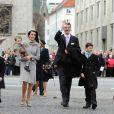 Le 14 avril 2011, le prince Joachim et la princesse Marie de Danemark, avec leurs trois fils (Nikolai, Felix et Henrik) assistaient au baptême de leur neveu Vincent et leur nièce Joséphine (dont Marie est marraine), jumeaux de Frederik et Mary de Danemark.