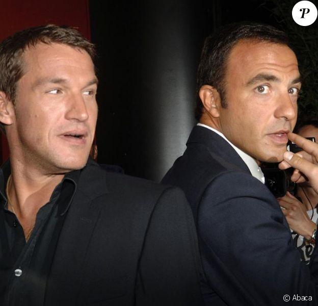 Benjamin Castaldi et Nikos Aliagas font partie des animateurs que les Français ne veulent plus voir à l'antenne