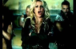 Britney Spears joue la transparence et dévoile son clip... sans doublure !