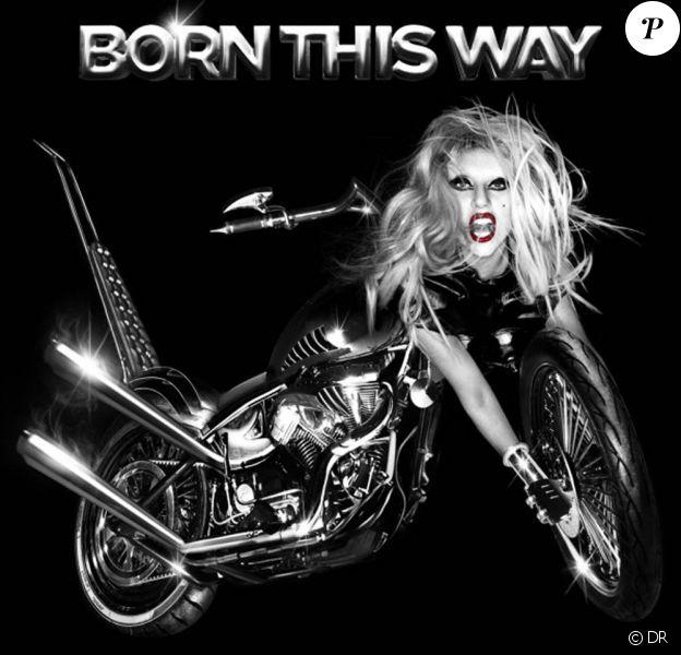 Lady Gaga a dévoilé une création choquante le 16 avril 2011 : s'agit-il vraiment du visuel Nick Knight pour son album, Born this way ?