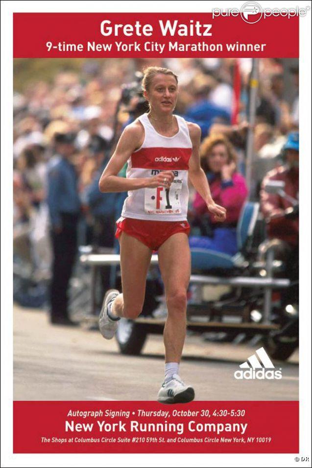 La légende du marathon Grette Waitz est décédé le 19 avril 2011, succombant au cancer dont elle était atteinte depuis 2005.